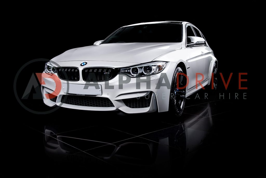 BMW M3 Saloon Hire