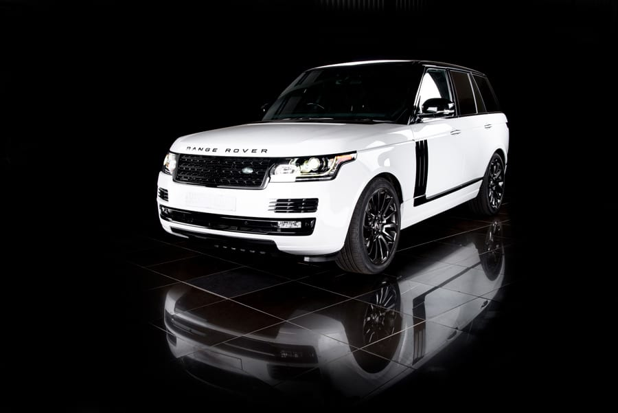 Range Rover for Hire