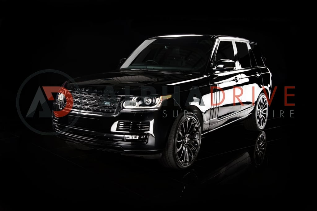 Range Rover Black Edition