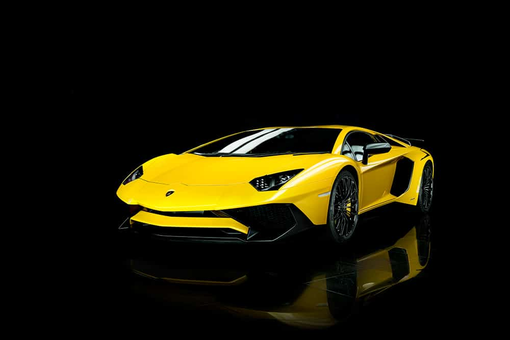 Lamborghini Supercar Hire UK