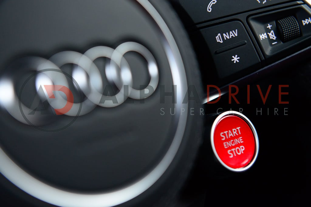 Audi car hire London