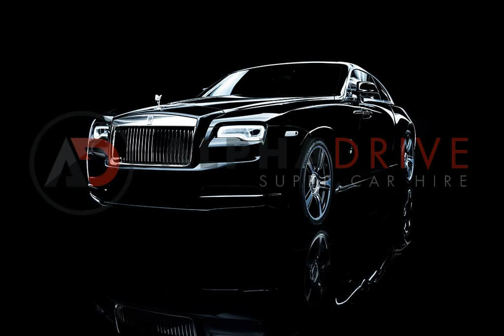 Hire the brand new Rolls Royce Wraith today