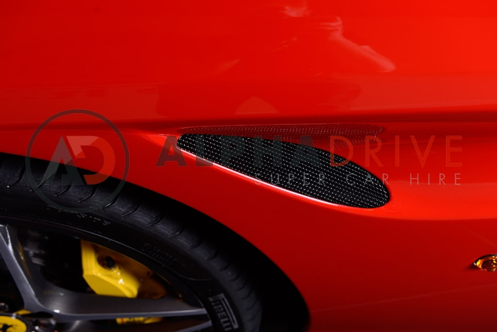 Ferrari Vents car hire