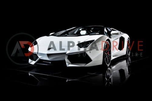 Lamborghini Aventador Roadster London car hire