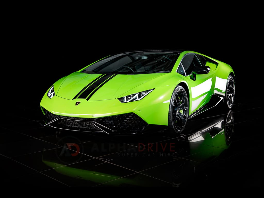 Super Car Desktop Wallpaper Lamborghini Huracan Alpha Drive