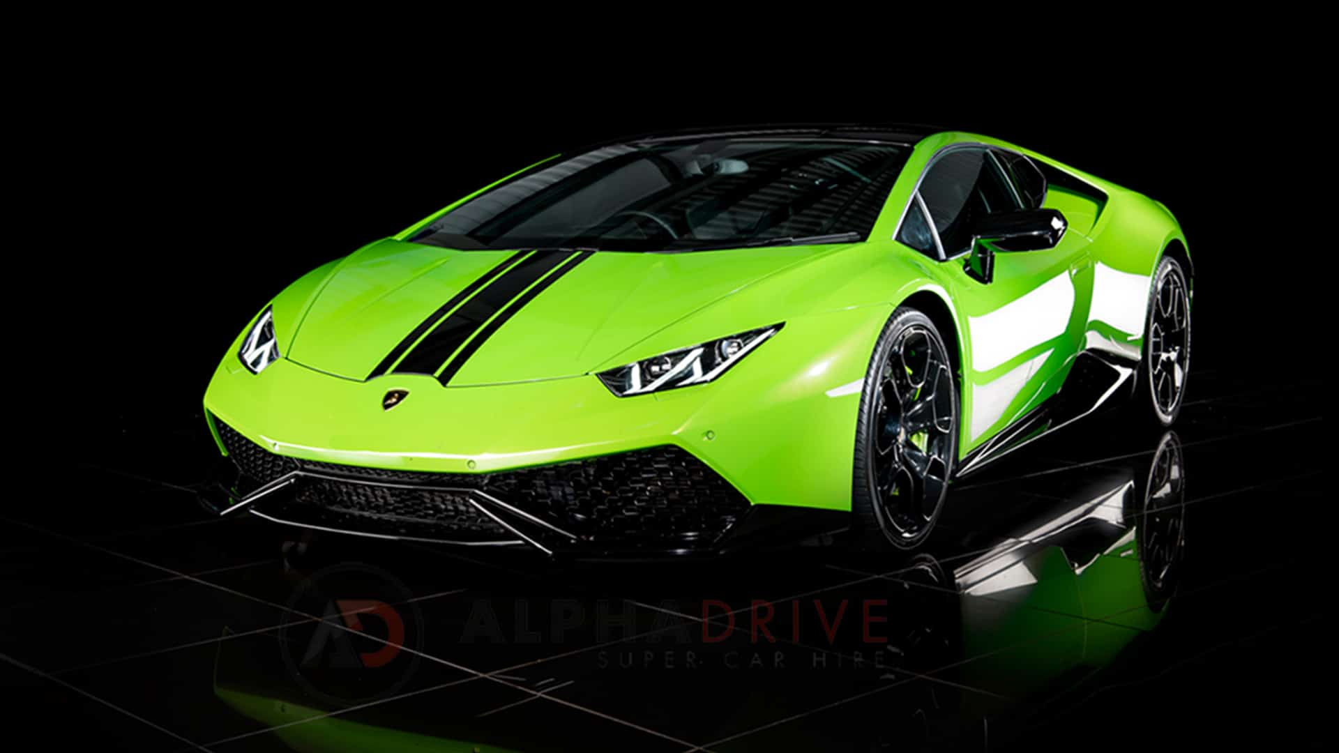 Super Car Desktop Wallpaper Lamborghini Huracan Alpha