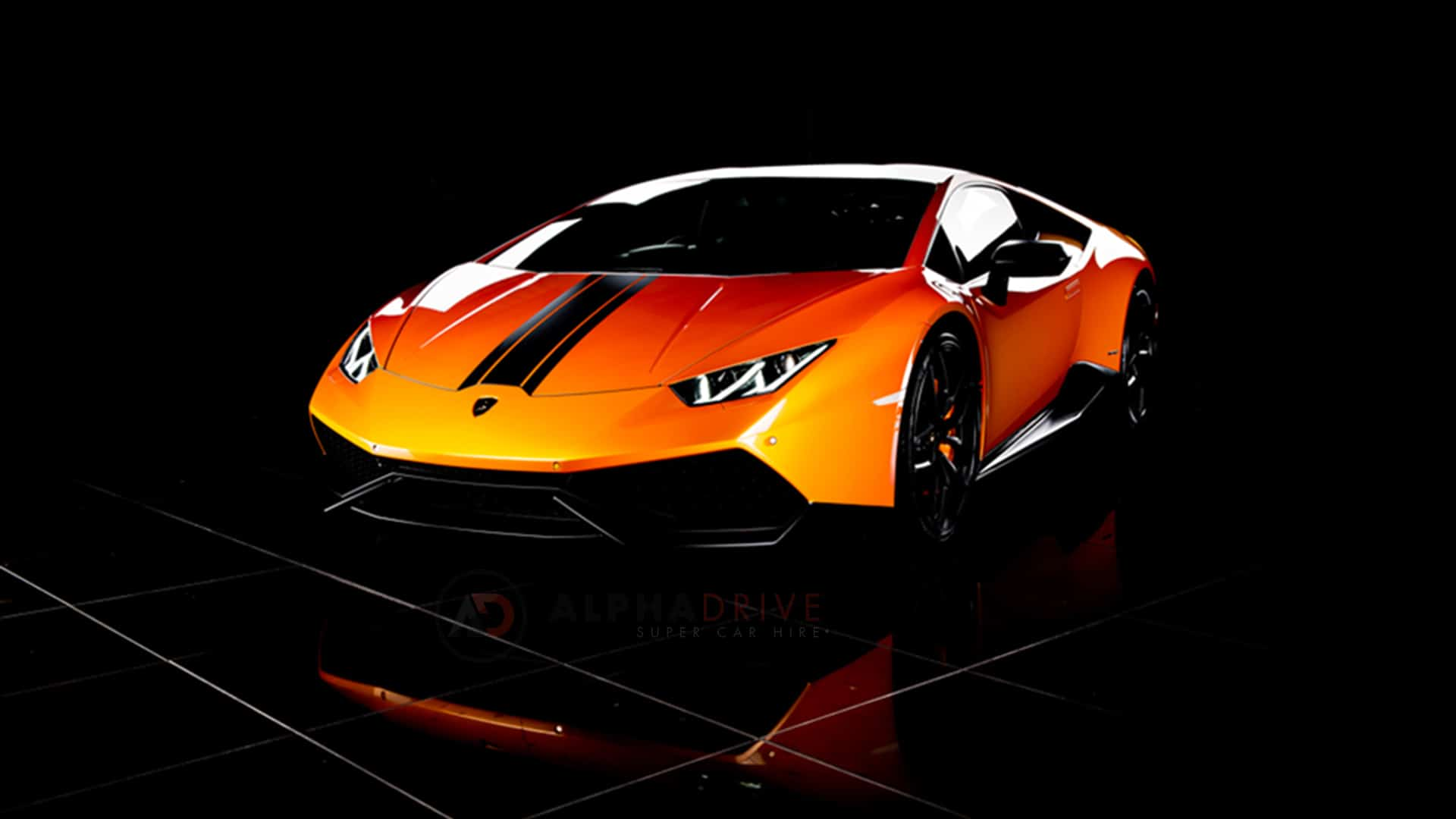 Lamborghini Huracan Orange Wallpaper New Car Update 2020