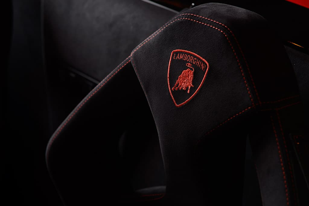 Lamborghini LP570-4 Performante Seats