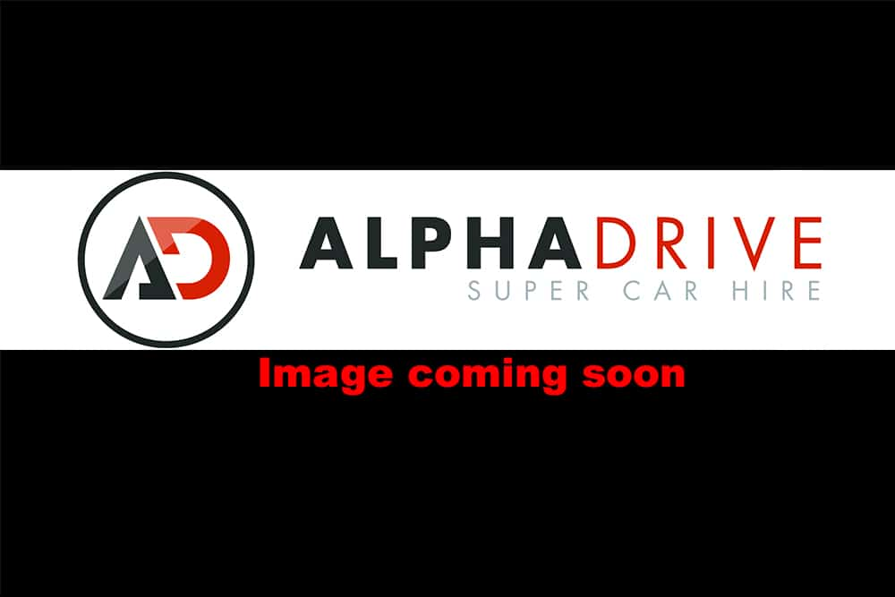 Super Car Hire Coming Soon