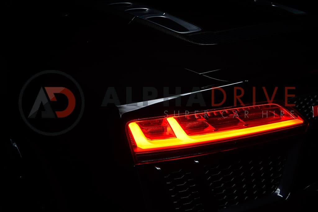 Rear lights Audi