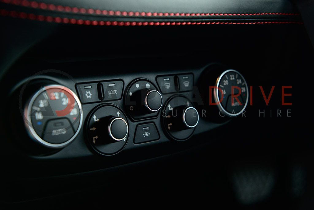 Dash in Ferrari Car hire London