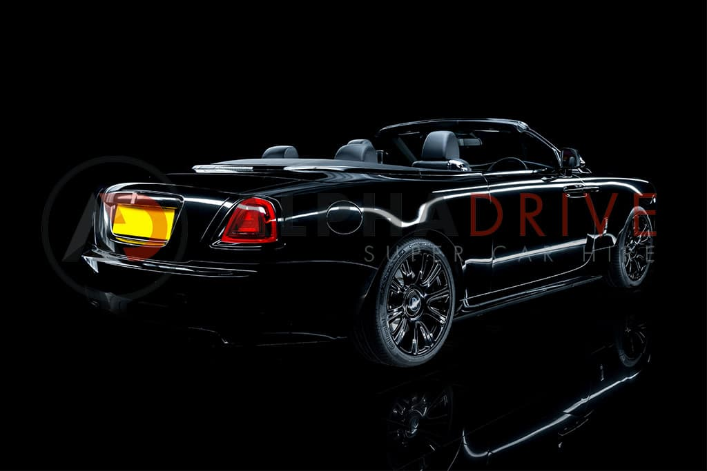 Hire the latest Rolls Royce Dawn today